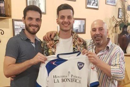 """La Littoriana ufficializza Matteo Patanè. Il DS Grassia: """"Giocatore utile alla squadra"""""""