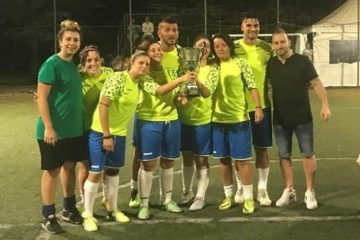 Trofeo Pittia: Bar Eden campione