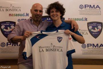 "La Littoriana Futsal cala la carta De Col e Cascarini sorride. ""Capitana grintosa"""