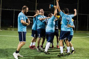 Summer Cup Pontinia: Ispanici Priverno trionfa in finale contro Caffetteria Italia