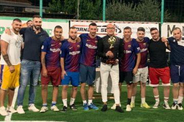 V Sport Fitness: Orizzonte vince ai rigori contro Millennium Jeanseria/Bigass Viaggi