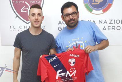 Il mercato della Zonapontina non si ferma, Luca Gori è un nuovo giocatore rossoblu
