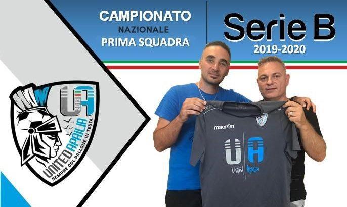 Nuovo preparatore atletico per lo United Aprilia 2.0: arriva Emiliano Notarmuzi