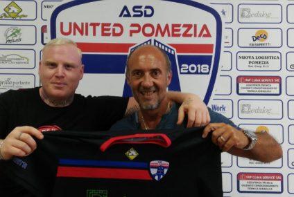 Altro grande colpo a sorpresa dello United Pomezia. C'è l'intesa con Luca De Cicco