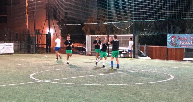 Fischio d'inizio per il primo torneo giovanile dell'Arena Cicerone
