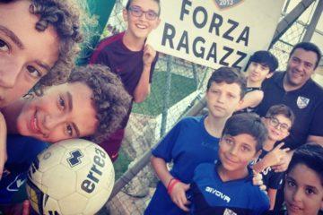U13 – l'Accademia Sport inizia la nuova stagione sotto la guida di Capuzzo