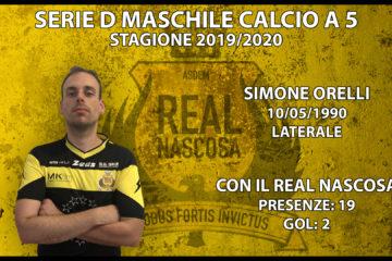 Il Real Nascosa ufficializza i rinnovi di Trovò ed Orelli, e l'arrivo di Simone Pallucci