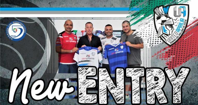 """Si presentano le nuove entrate dello United Aprilia: """"Onorati di far parte di questo club"""""""