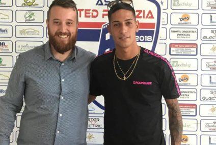 Emiliano Ceniccola allo United Pomezia. Confermati Pulvirenti, De Santis e Giardina