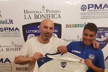 Nuovo acquisto per la Littoriana Futsal. Nel roster neroazzurro anche Matteo Cascarini
