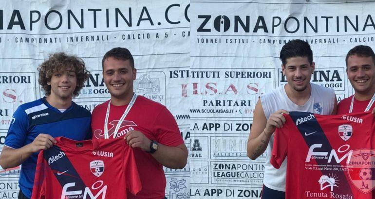 U19 – Zonapontina resta vigile sul mercato, nonostante la rosa sia ormai completata
