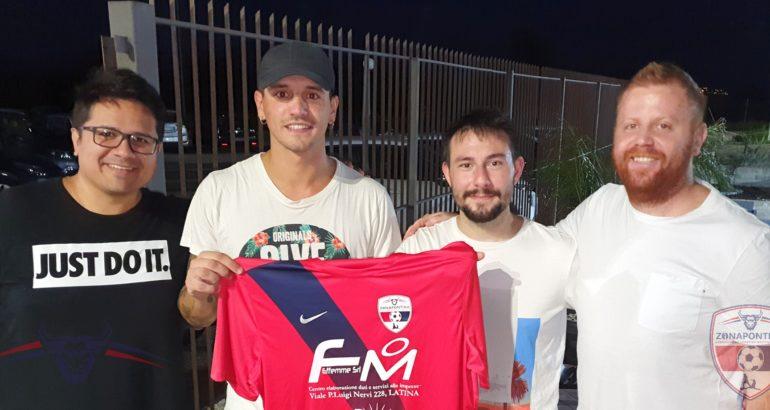 Firmano Luca Chianese e Giovanni Venturiello. Zonapontina chiude il mercato