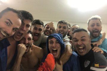 Tante emozioni e pioggia di gol. Al Carucci lo United Aprilia supera il Real Terracina