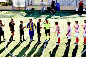 La prima gioia per l'Arena Cicerone arriva nel derby contro lo Sport Country Club