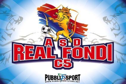 Il Real Fondi attende lo Sport Country Club Gaeta