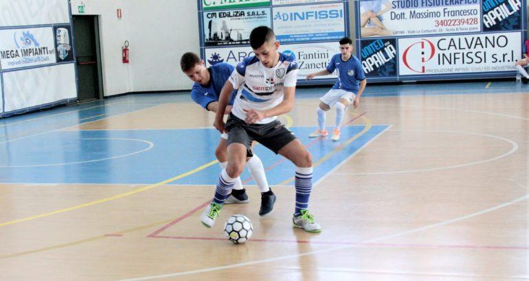 U19: Vittoria dilagante dello United Aprilia contro la Forte Colleferro