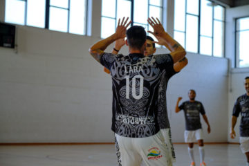 Ecocity Futsal Cisterna pronta per la prossima sfida contro l'Atletico Ciampino