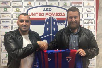 Primo movimento di mercato, lo United Pomezia prende Simone Valenza