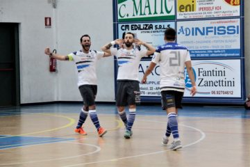 "United Aprilia corsara a Colleferro. Trobiani: ""Guadagniamoci i play-off"""