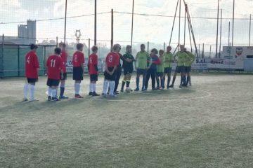 U17 – L'Accademia Sport fa tredici in casa dell Frassati Anagni. Sei reti per Scirocchi