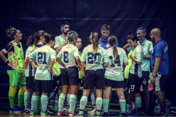 Serie C – Progetto Futsal è campione d'inverno, Real Terracina al quarto posto