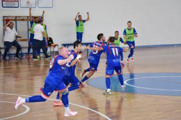 Riecco lo United Pomezia. 3 – 0 all'Atletico Ciampino e rossoblu di nuovo al comando