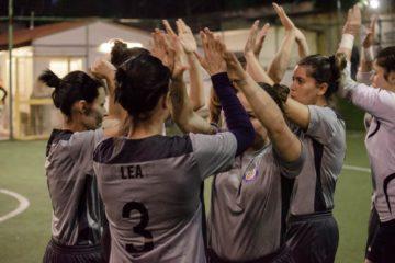 Progetto Futsal a+ 6 sulla Roma corsara a Terracina. La Coccinella ancora a segno
