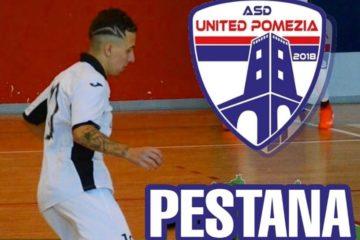 La ciliegia sulla torta dello United Pomezia: arriva il laterale carioca Gabriel Pestana