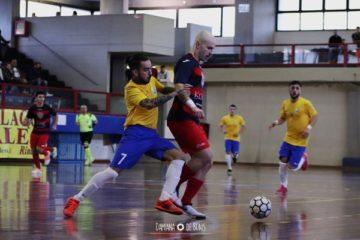 Coppa Italia Serie C1: Città di Fondi sconfitto nell'andata dei Quarti di Finale