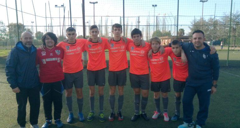 U17 – Settimo sigillo per l'Accademia Sport. Gli orange di Iavarone agganciano la vetta