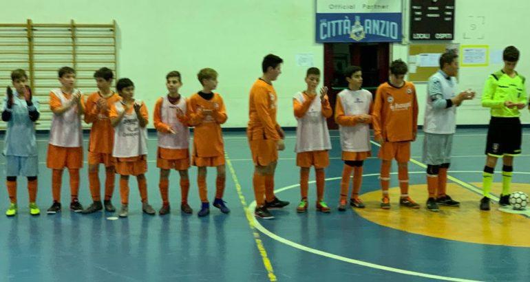 U15 – L'Accademia Sport passeggia in casa del Città di Anzio. 2 – 13 per i pontini