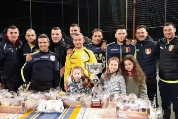 Design Ceramiche vince la Christmas Futsal, in finale annientata Nuovo Look