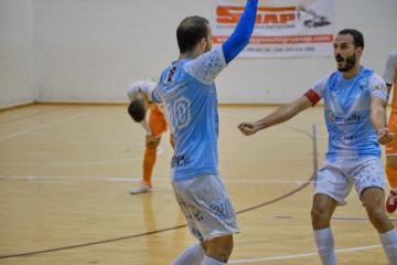 Ecocity Futsal Cisterna supera lo Sporting Club Palestrina e si avvicina alla vetta