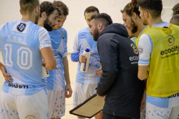 Ultimo match del 2019: Ecocity Futsal Cisterna di nuovo contro il Città di Fondi