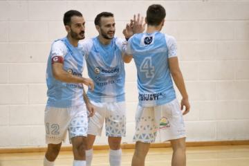 La vittoria del collettivo. L'Ecocity Futsal Cisterna piega la resistenza della Nordovest