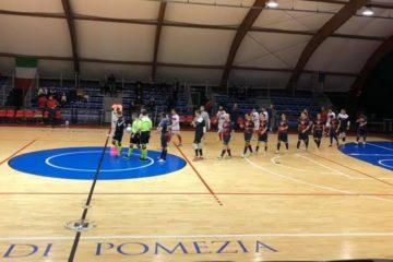 Ecocity Futsal Cisterna di scena a Ciampino. La coppia inseguitrice decisa a non mollare