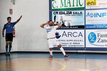 United Aprilia, rimaneggiato, sconfitta a testa alta in casa della Monastir Kosmoto