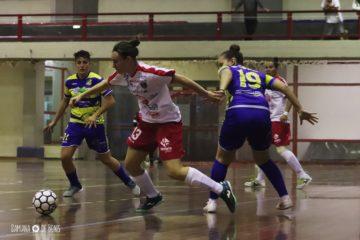 Serie A2 – Vis Fondi battuta di misura ed eliminata. Vince 2 – 1 la Woman Napoli