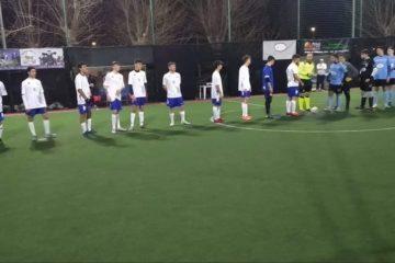 U19 – L'instancabile Borgia trascina il Città di Anzio al successo contro Laurentum