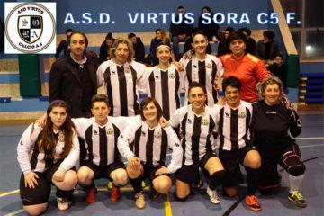 Serie D – La Virtus Sora affila le unghie e si prepara alla sfida con la Virtus Torre Maura