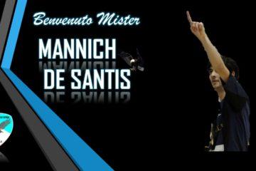 """Latina MMXVII sceglie Mannich De Santis: """"Sono pronto a scrivere un nuovo capitolo"""""""