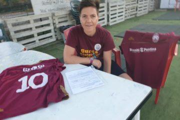 Serie D – Roberta Duò torna nel futsal. In maglia granata con la Futsal Pontinia