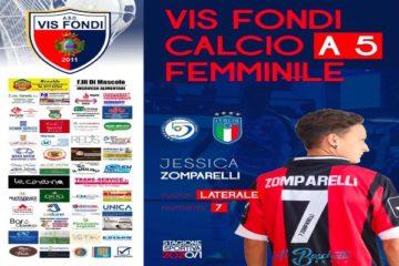 La Vis Fondi punta sulle certezze: accordo rinnovato con Jessica Zomparelli