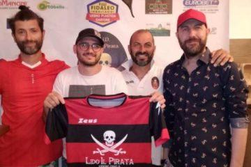 Il Lido il Pirata C5 riparte da mister Massimiliano Triolo