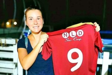 Claudia Testa ha scelto la Futsal Pontinia. Continua il rafforzamento del club granata
