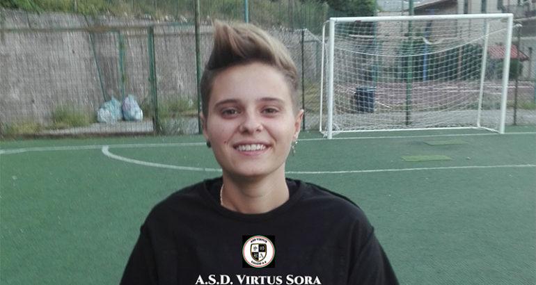 Continua il rafforzamento della Virtus Sora con l'aggiunta di Giulia Cristiano