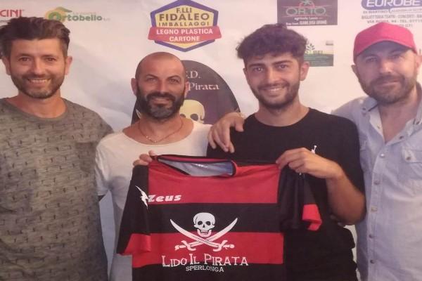 E' un Lido il Pirata targato Di Martino: Matteo sarà il Player-Manager, Simone entra a far parte della ciurma