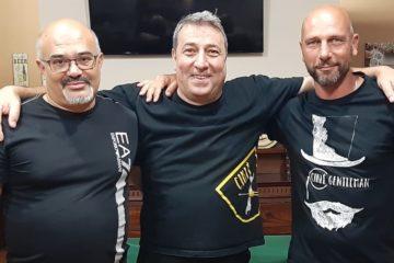 """Ciklè riparte con Maurizio Salvatore. Il presidente Pecora: """"Ci stiamo fortificando"""""""