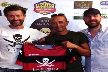 Lido il Pirata: Emanuele Teseo già carico per la prossima Stagione