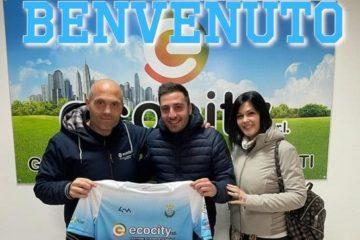 Primo rinforzo per l'Ecocity Futsal Cisterna: alla corte di Tuccillo c'è Giuseppe Di Riso